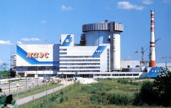 Калининская АЭС. Фото
