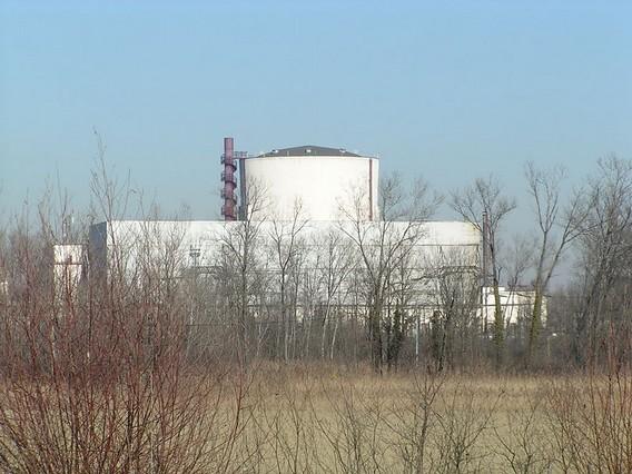 Атомная энергетика Италии - закрытая АЭС Каорсо