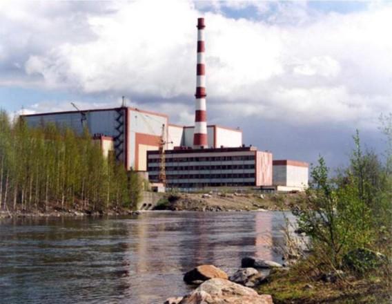 Кольская АЭС фото