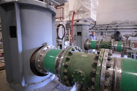 Компенсаторы давления реактора ВВЭР
