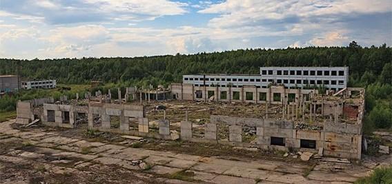 Костромская (Центральная АЭС). Россия. Фото