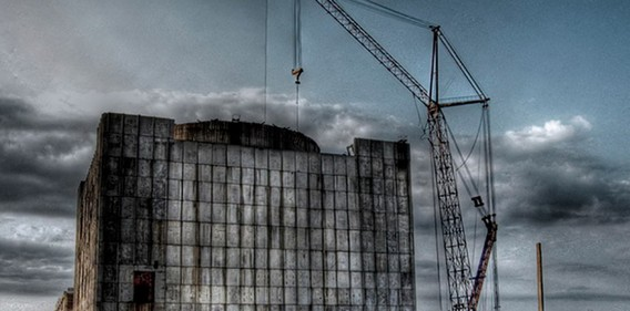Крымская АЭС Наши дни