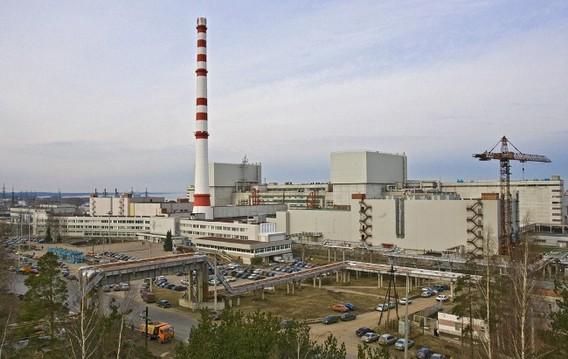 Ленинградская атомная станция (ЛАЭС) фото