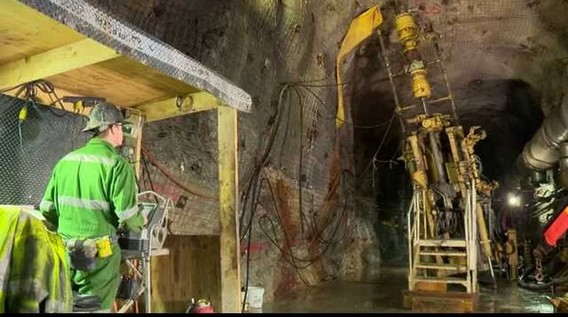 МакАртур Ривер. Добыча урана в Канаде