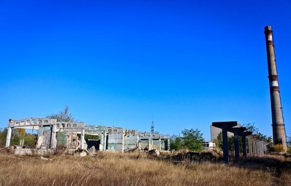 Недостроенная Чигиринская АЭС