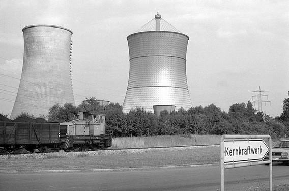 Немецкий реактор THTR-300. Фото