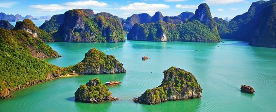 Ниньтхуан Вьетнам природа