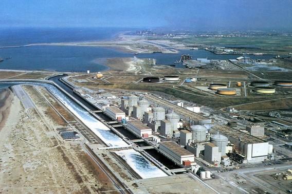 АЭС Гравелин (Nord) - самая мощная АЭС Франции