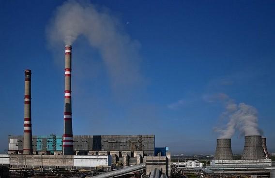 Новосибирская ТЭЦ-5. Фото