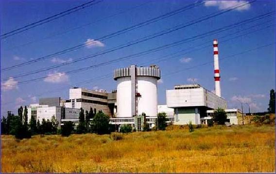 Нововоронежская АЭС. Наши дни. Фото