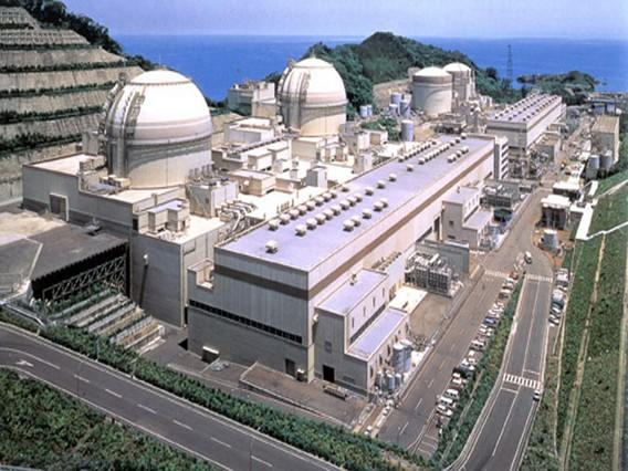 Ohi - АЭС в японской префектуре Фукуи