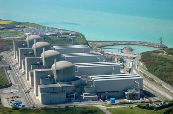 Paluel - французская АЭС в Нормандии
