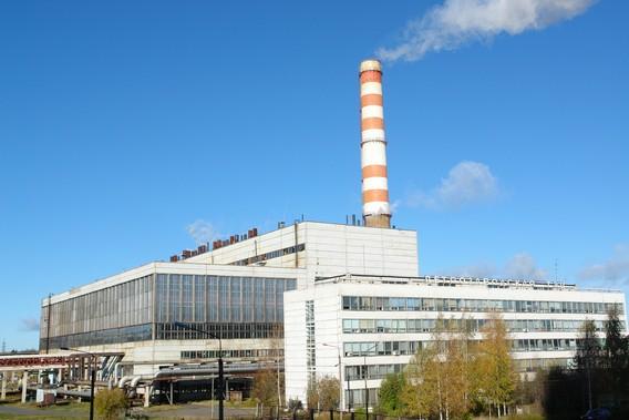 Петрозаводская ТЭЦ Карелия