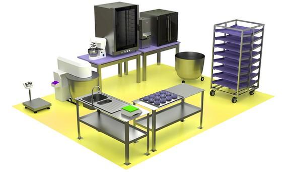 Пищевое оборудование модель