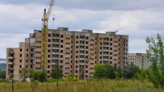 Поселок Борки сегодня. Харьковская АТЭЦ. Фото