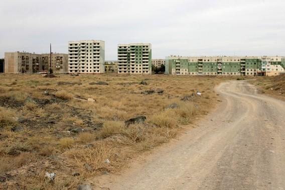 Поселок Улкен Балхаш