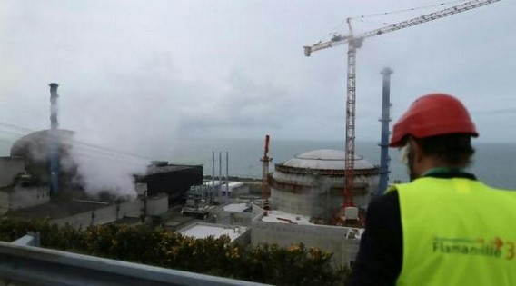 Пожар и взрыв на АЭС Фламанвиль