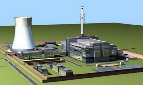 Проект Ульяновской АЭС