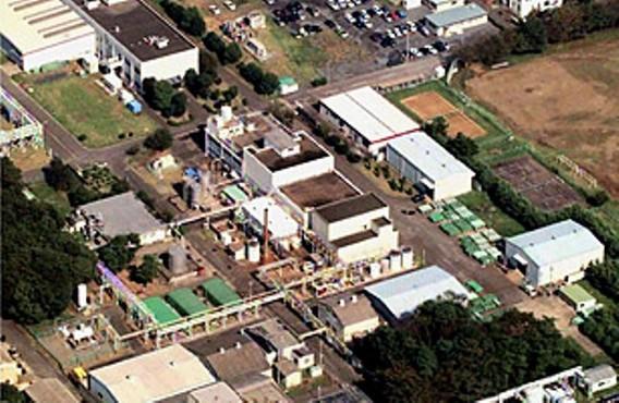 Радиохимический завод в Токаймура по обогащению урана