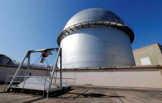 Реактор АЭС Рапсодия. Франция. Фото