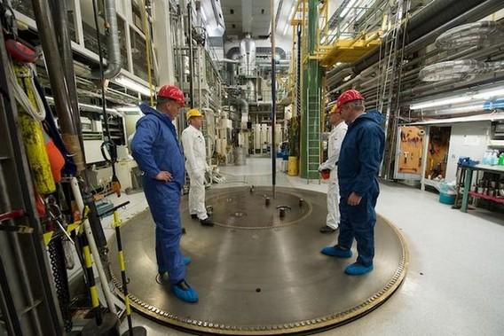 Реактор Халден. Норвегия. Фото