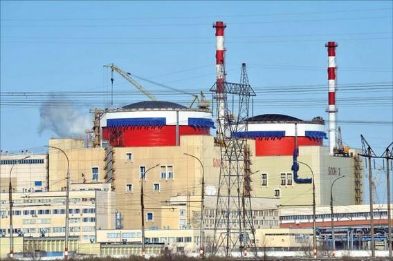 Ростовская АЭС Фото Наши дни