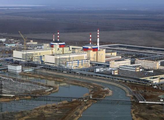 Ростовская АЭС Фото