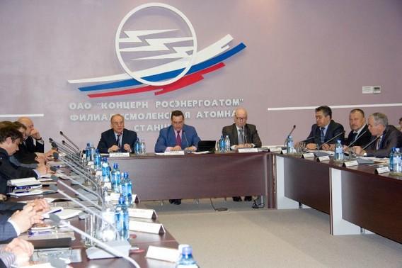 Смоленская АЭС 2 принятн решение о строительстве