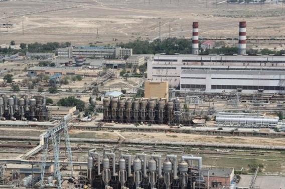 Шевченковская АЭС Актау Казахстан