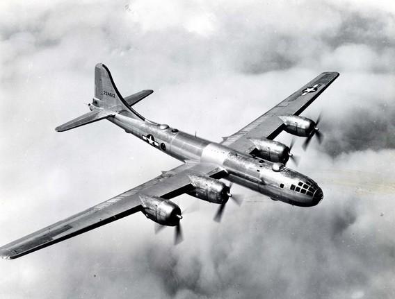 Самолет B-29
