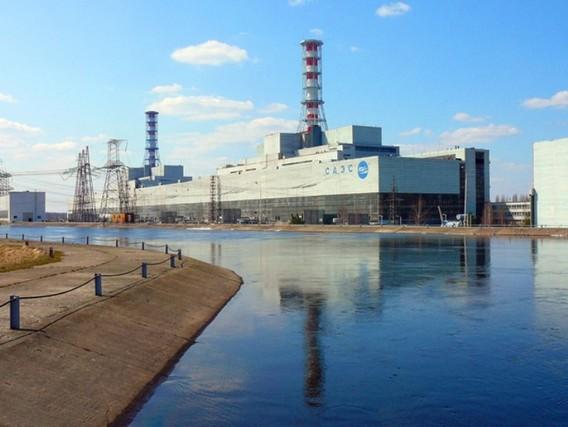 Смоленская АЭС фото