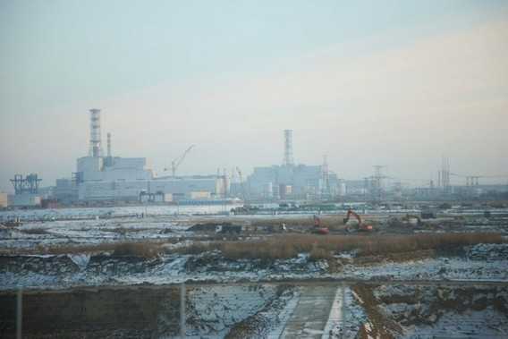 Строительство Курской АЭС-2. Фото