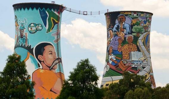 ТЭС Орландо ЮАР