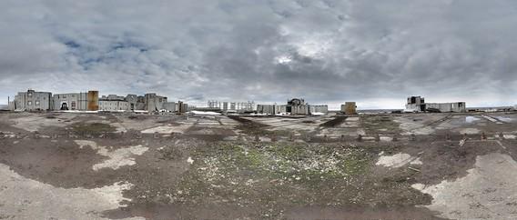 Татарская АЭС. Панорама