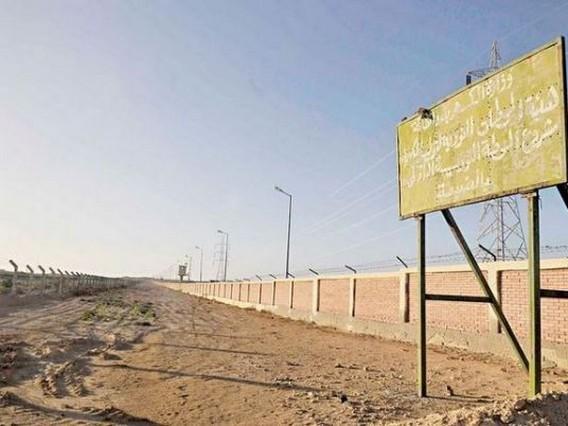 Территория АЭС Дабаа в Египте