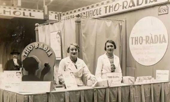 Tho-Radia радиоактивная косметика