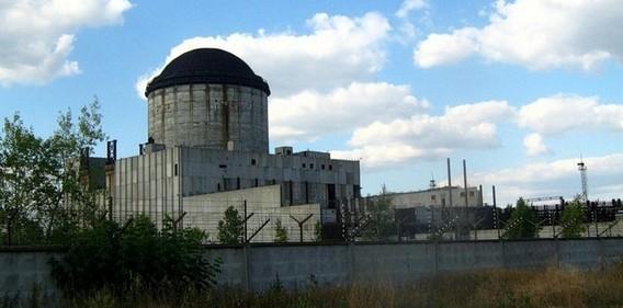 Воронежская АЭС. Россия. Фото