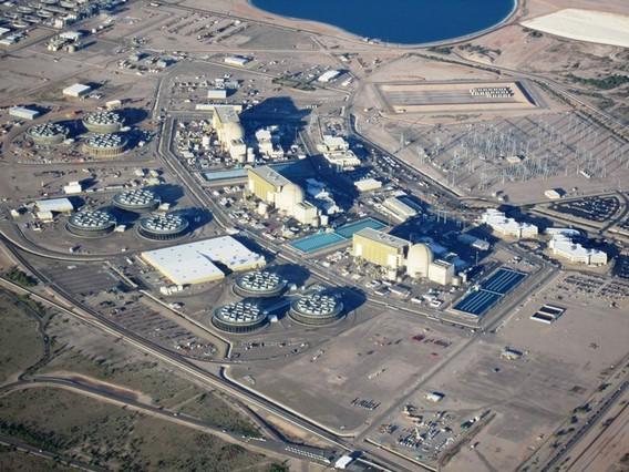 Пало Верде - самая большая и мощная АЭС США