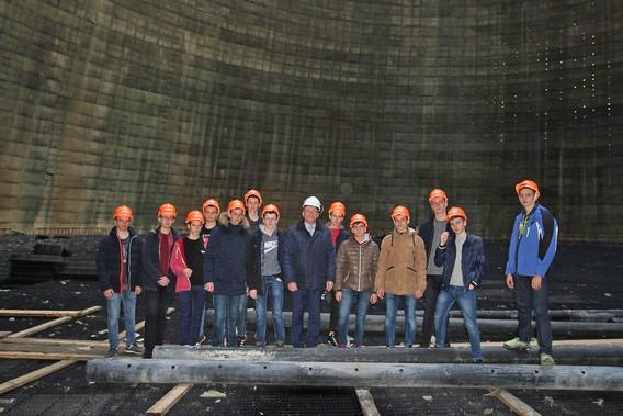 Ядерная школа РАЭС