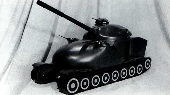 Ядерный танк TV1