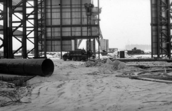 Южно-уральская АЭС замороженная площадка в Метлино фото
