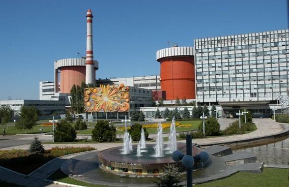Южноукраинская АЭС фото