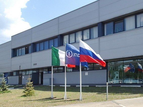 Завод Индезит в Липецке