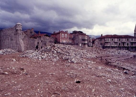 Землетрясение 1979 года в Черногории и Албании